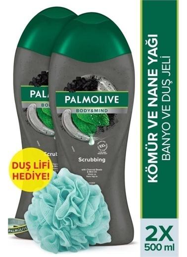 Palmolive Palmolive Body & Mind Kömür Ve Nan,RNKSZ Renksiz